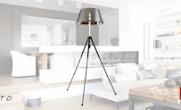 FLOOR LAMP 1960 Photographers' Tripod